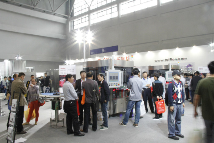 Tofflon Attended The 46th (2013 )China International Pharmaceutical Machinery As the Largest Exhibitor