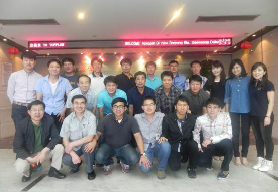 2013 Freeze-Dryer Process Seminars Successfully held at Shanghai Tofflon